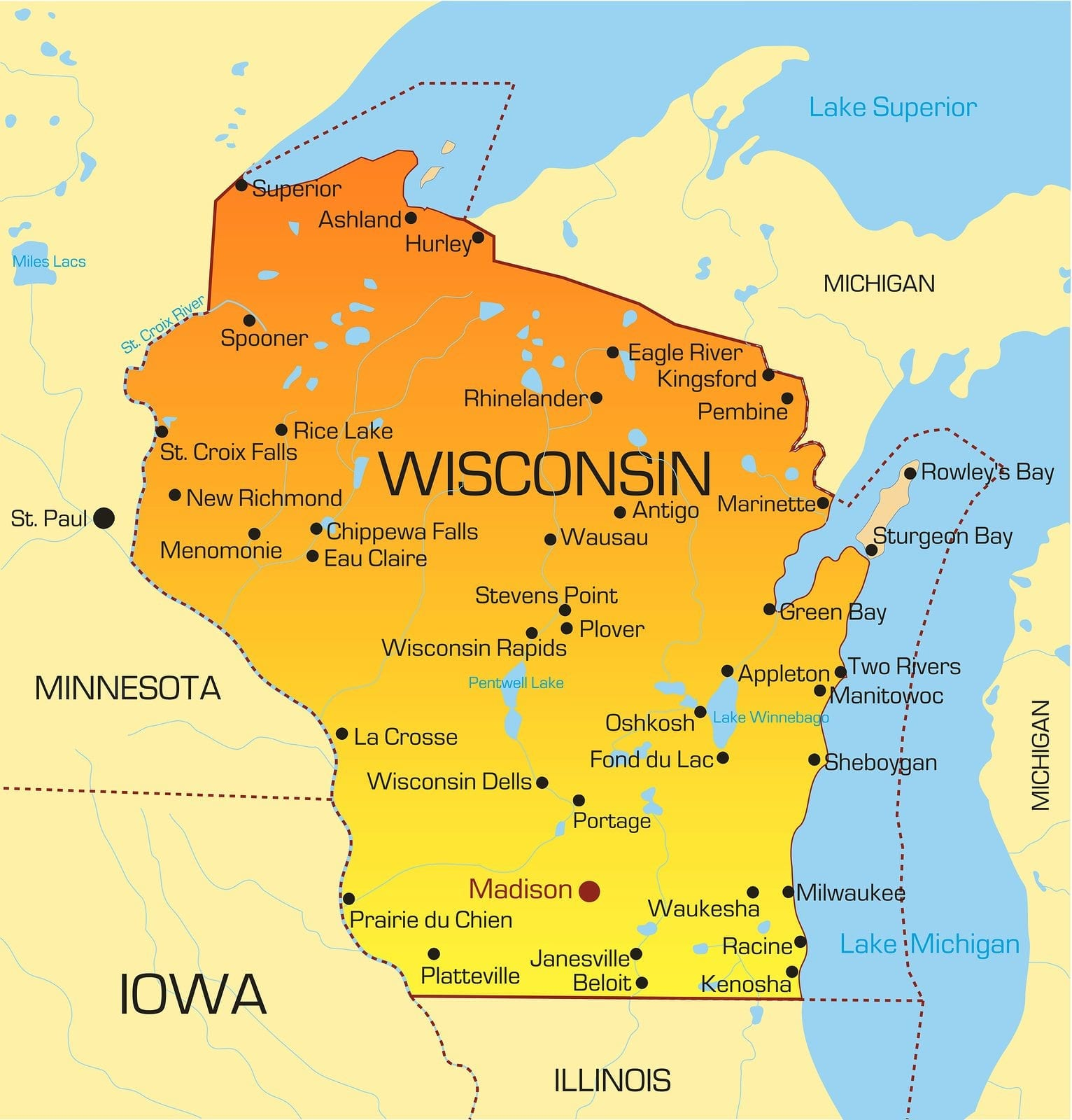 wisconsin lpn requirements and training programs