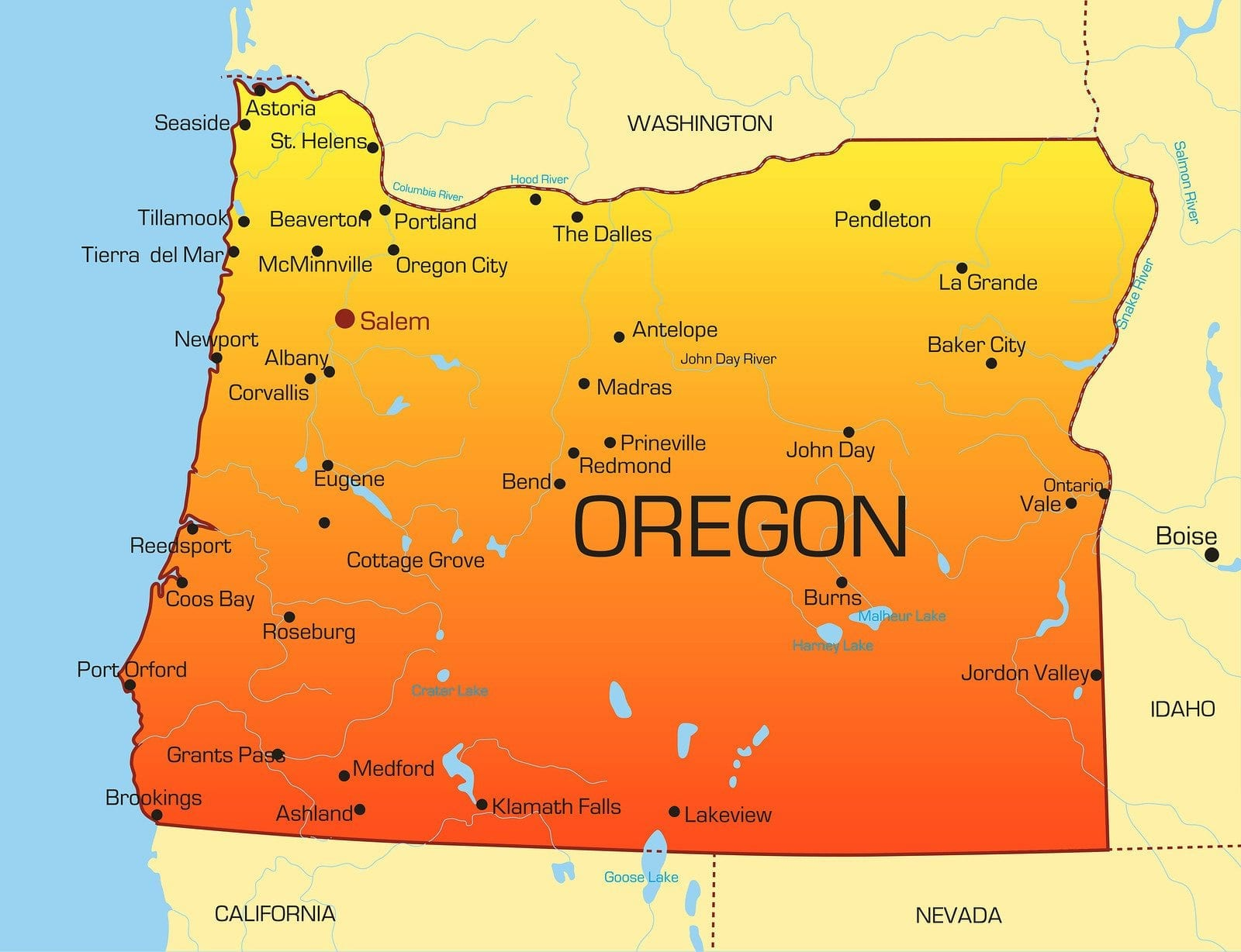 Oregon Lpn Requirements And Training Programs
