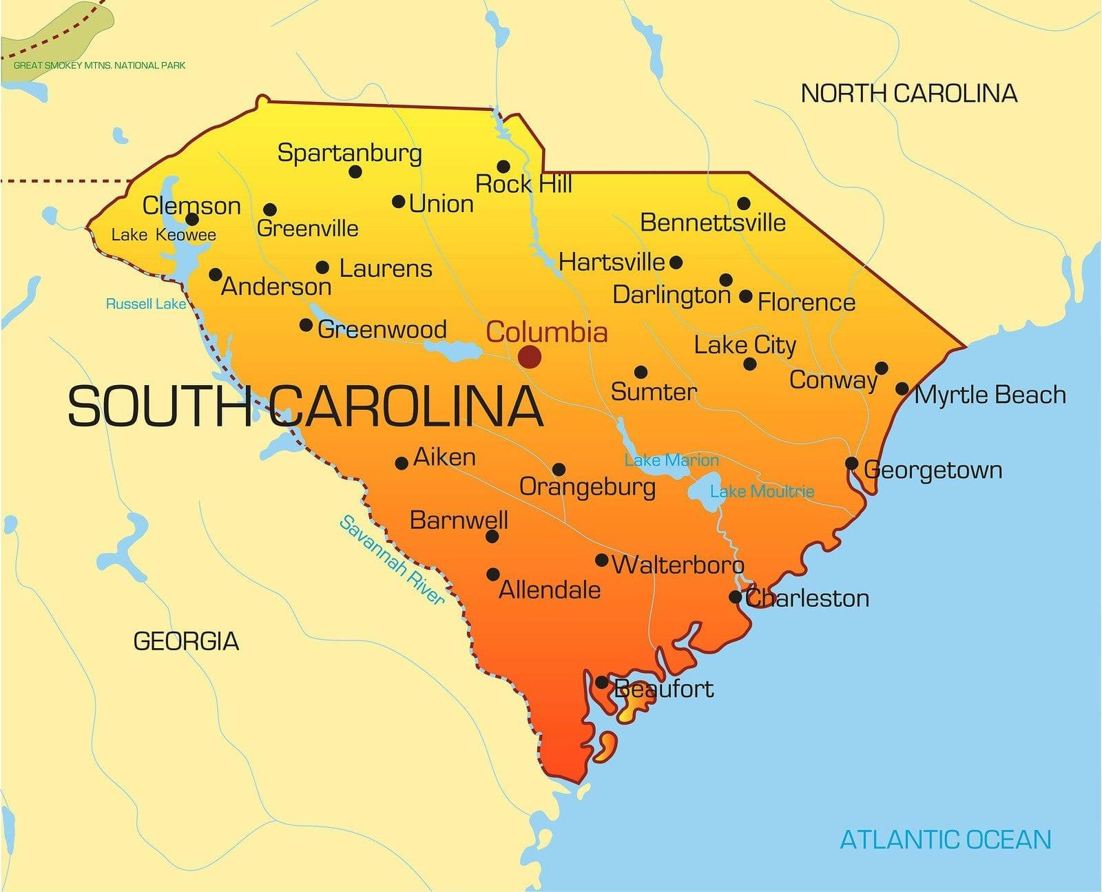 South Carolina Lpn Requirements And Training Programs