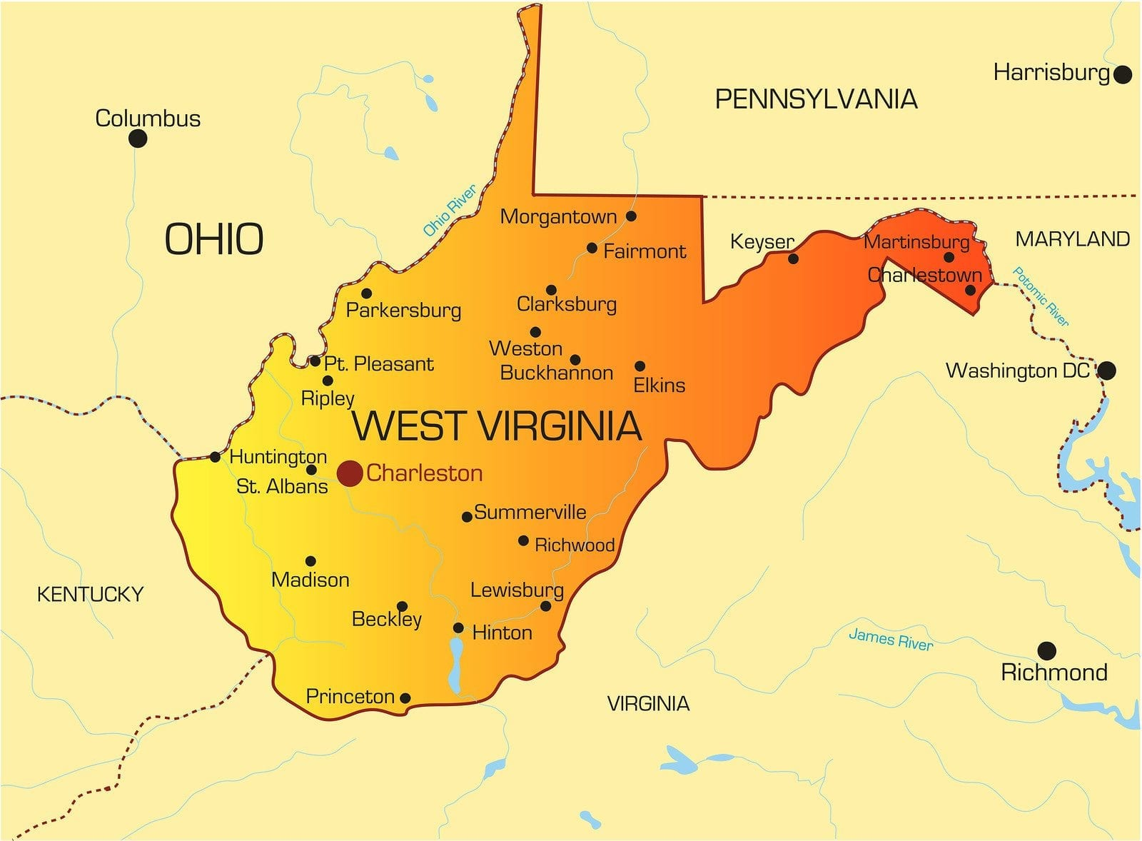 map of illinois state with West Virginia Lpn Requirements And Training Programs on West Virginia Lpn Requirements And Training Programs furthermore Mississippi further Illinois Capital Map as well L Ilot Des Apotres Grottes Glacees Wisconsin Etats Unis moreover Petrified Forest National Park.